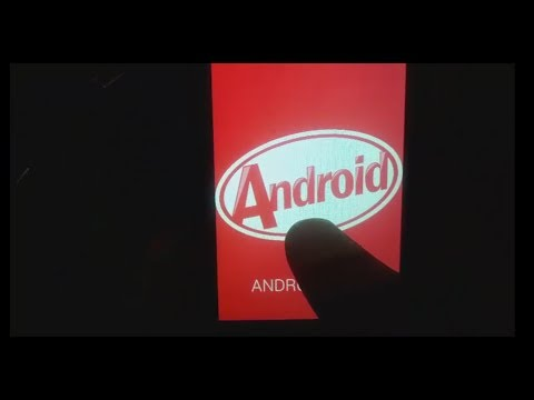 Android 4.4.2 KitKat on Samsung Galaxy Mini 2 S6500D - First look