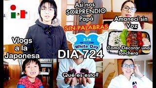 Ahora si nos SORPRENDIO + Antes del Día ESPECIAL quedé sin Voz JAPON - Ruthi San ♡ 14-03-19 Video