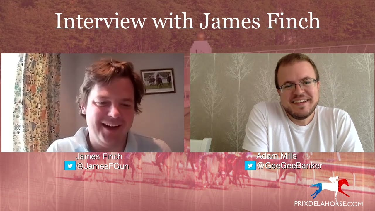 Interview with James Finch