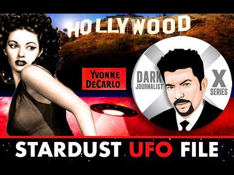 Dark Journalist: Yvonne De Carlo The Hollywood Stardust UFO File!