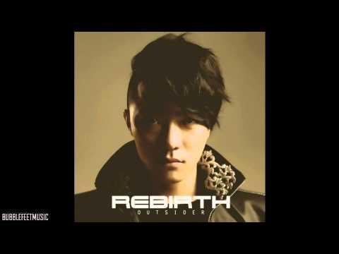 Outsider (아웃사이더) - Bye U (Feat. G.O 지오 Of MBLAQ) (Full Audio) [Mini Album - Rebirth Outsider]