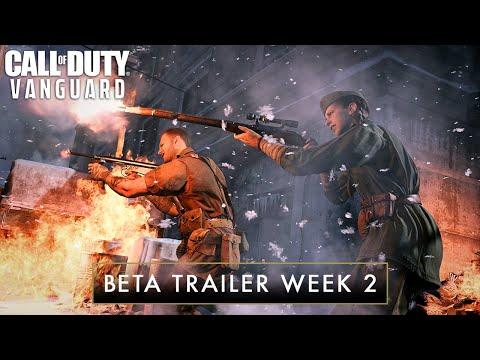 Стартовала открытая бета-версия Call of Duty: Vanguard, и ее продлили до 22 сентября