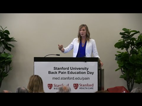 Stanford's Heather Poupore-King, PhD on the