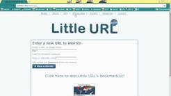 How To Use Little URL