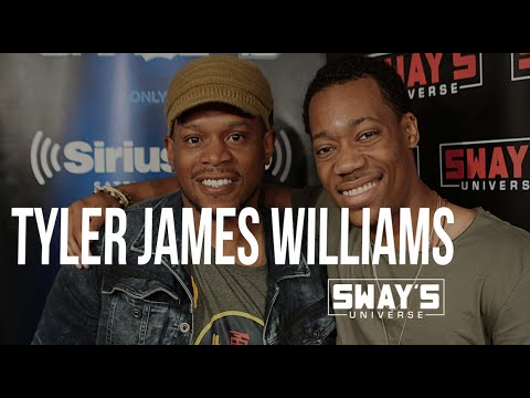 Tyler James Williams Talks Jay-Z Vs Drake As Leader In Rap + Gives Advice To Other Actors