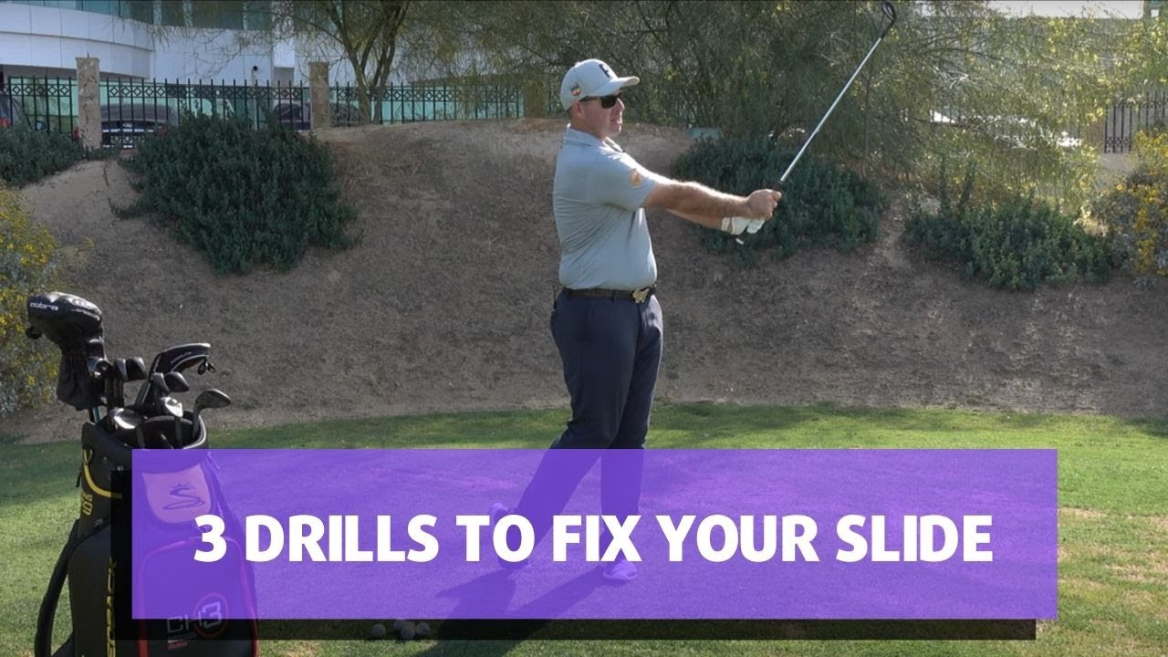 3 Drills to Fix your Slice