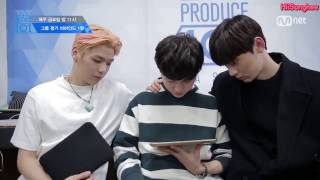 [ENG] PRODUCE 101 Season 2 - [101 Behind] Group Battle Behind Part.1 [101 비하인드] 그룹 배틀 비하인드 1편