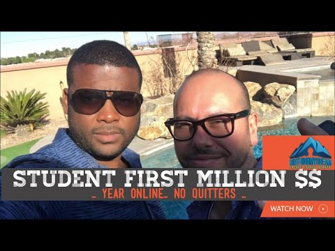 Shopify | Student First Million Dollars Year Online - How To