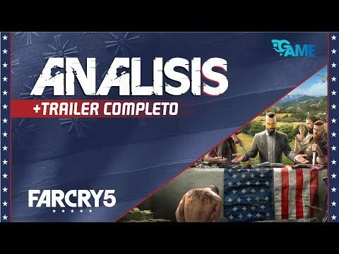 FARCRY 5   Análisis - Trailer Completo en ESPAÑOL