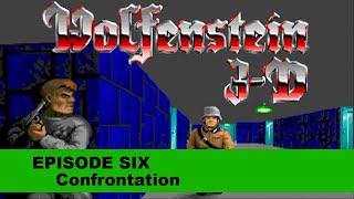 Wolfenstein 3D: Episode Six - Mike Matei Live