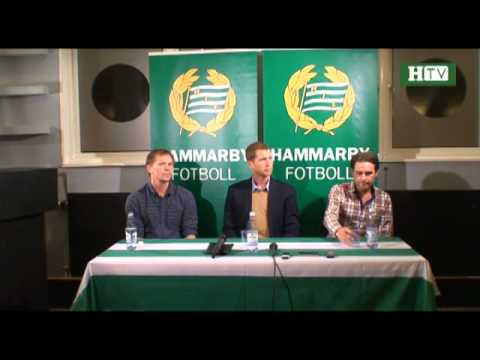 HTV: Hela presskonferensen med Gregg Berhalter