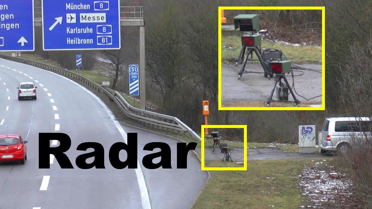 Radar Blitzer