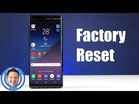 The Right Way to Factory Reset a Samsung Phone | Note 8, S8, S8+
