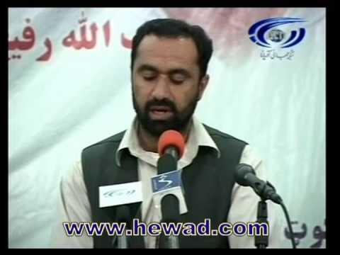 Hanif Hairan in Jalalabad