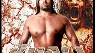 THE GREAT KHALI -FIRST WWE THEME SONG (HIGH QUALITY)+DOWNLOAD LINK