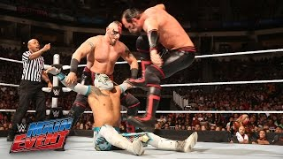 The Lucha Dragons vs. The Ascension: WWE Main Event, April 4, 2015