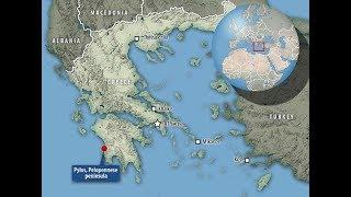 Это изменит историю. Вот что откопали в Греции. Найден Воин-Грифон в Пилосе. Фото. Видео.