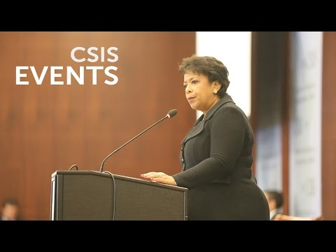 The National Security Division at 10: Loretta E.Lynch & Denis McDonough Keynote