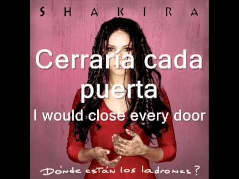 Shakira : tu