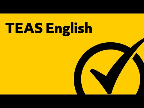 TEAS Test Version 5 English Study Guide