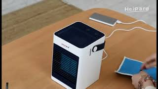 💙💙Best Portable Air Conditioner for Camping or Car-HeiPard Personal Air Conditioner💙💙
