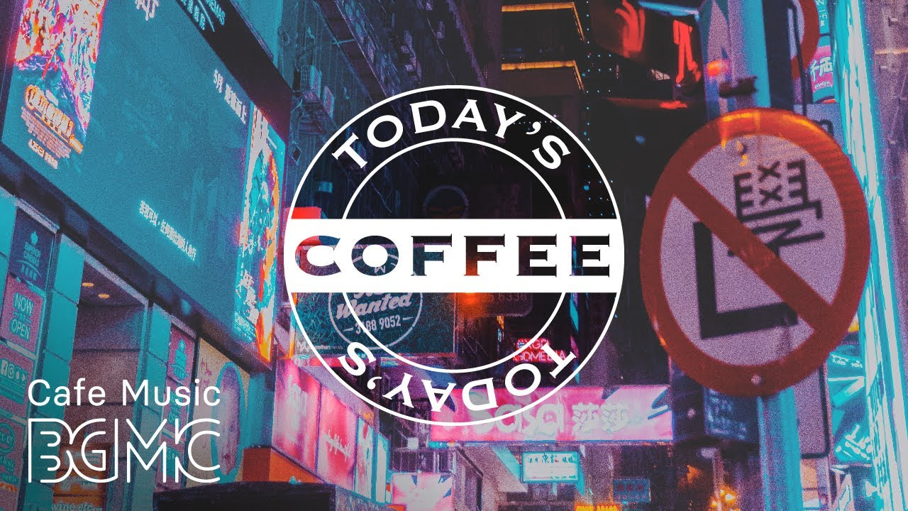 LoFi Jazz Hip Hop Radio — Cafe Music Jazz Beats to Relax, Study, Chill Out