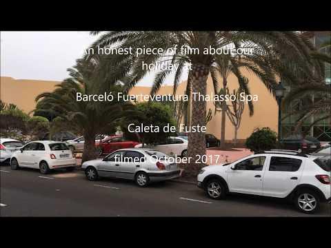 Feurteventura Barcelo Holiday 2017