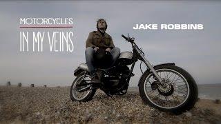 Jake Robbins - Custom & Classic Bike Builder