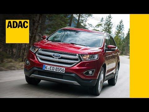 Bild: Premium-Crossover: Ford Edge im Zugfahrzeug Check