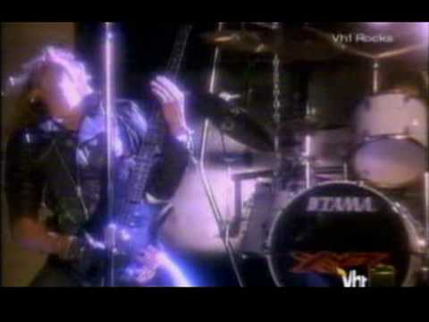 XYZ - What Keeps Me Loving You Melodic Rock Hard Rock HQ VID