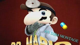 A Short Dr.  Mario Montage