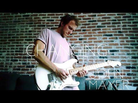 Rosie John Mayer Guitar Cover Solo Amp Improvisation