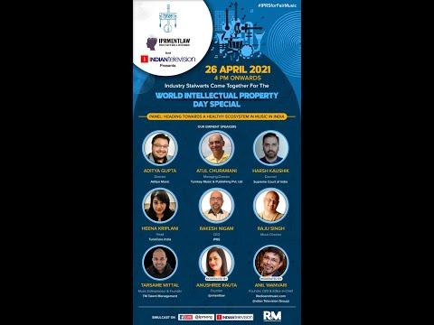 IPRMENTLAW+IPRS+ITV - World Intellectual Property Day webinar- 26.04.21