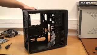 CoolerMaster case miditower K281 PLUS