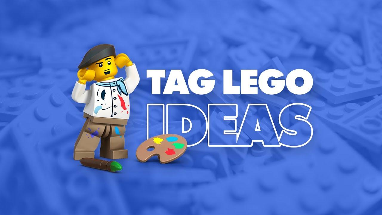 ¡Tag de LEGO Ideas! 💡