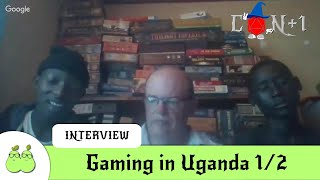 Gaming in Uganda Part 1 - The Butterfly Project