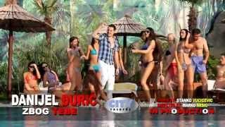 Смотреть клип Danijel Djuric - Zbog Tebe