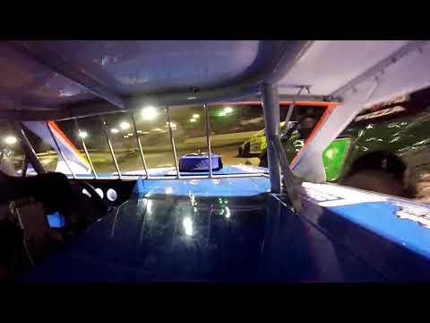 In Car Cam of Jacob Steinkoenig at Highland Speedway 8-17-19