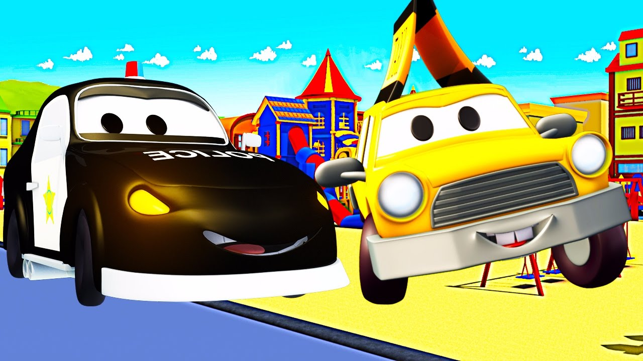 the-contest-babies-in-car-city-with-baby-police-car-and-baby-taxy-cartoon-for-kids