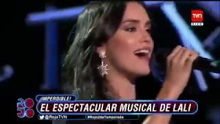 Lali Esposito - 100 Grados & Sin Querer Queriendo (Rojo TVN)