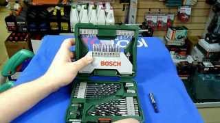 Bosch  X-Line 43 набор оснастки для шуруповерта(, 2013-11-11T17:55:53.000Z)