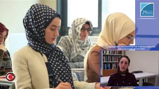 Masters Program for the Turkish Language and Literature Department