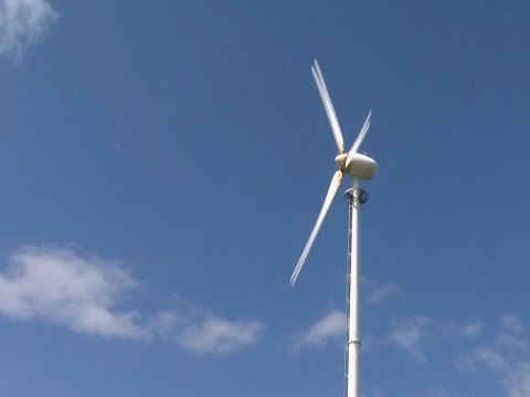 WIND POWER  David Collins WBAL TV