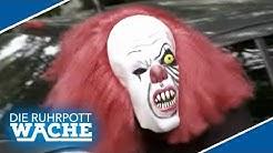 Horror-Überfall! Wer steckt unter der Clownsmaske? | Die Ruhrpottwache | SAT.1
