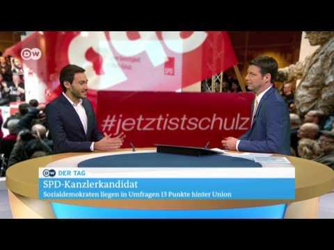 Tarik Abou-Chadi, January 30, 2017, interview (# 2) with Deutsche Welle (in German)