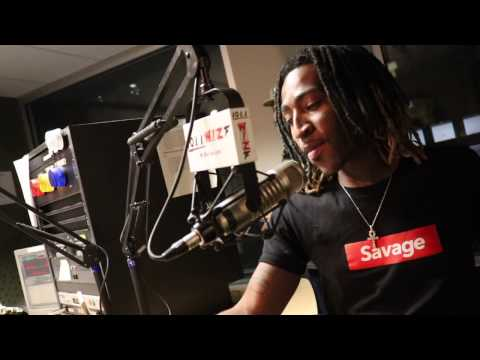 SelfMade Espy Interview on 1011 the Wiz Fm