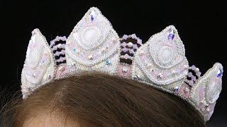 Свадебная корона для невесты
