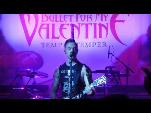 Bullet for My Valentine - Bittersweet Memories, Live @ TonHalle Munich 17.2.2014