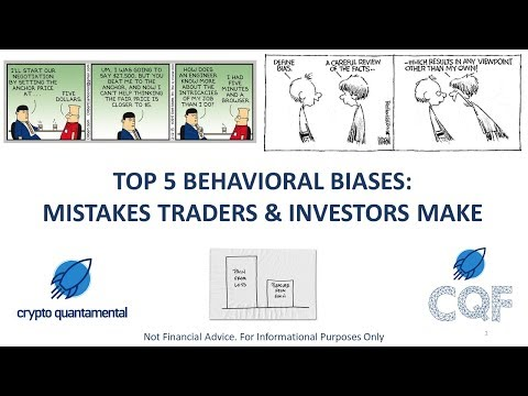 Top 5 Behavioral Biases That Hurt Traders & Investors