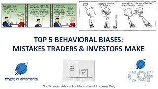 Top 5 Behavioral Biases That Hurt Traders & Investors